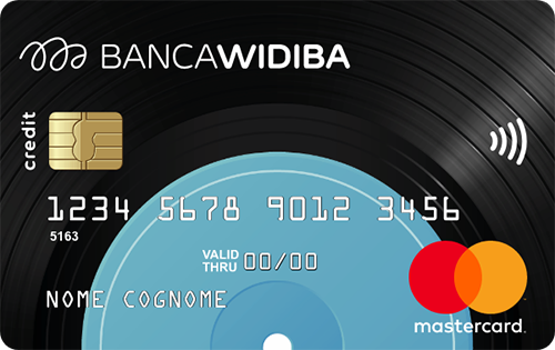 Carta Classic Mastercard Banca Widiba - Cartadicreditoconfronto.it