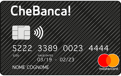 Carta di Credito Che Banca - Cartadicreditoconfronto.it