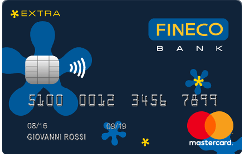 Carta Extra Mastercard Fineco - Cartadicreditoconfronto.it