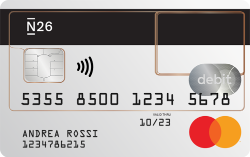 N26 Mastercard - Depositotitoli.it